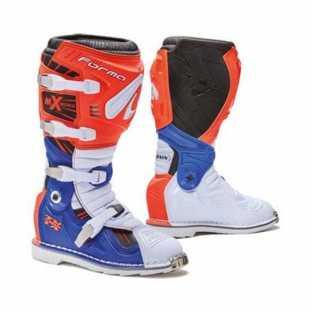 Terrain TX - Oranje-Blauw-Wit