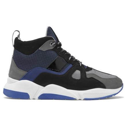 Shoes Astro - Zwart-Blauw
