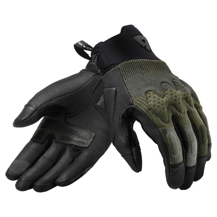 REV'IT! Gloves Kinetic, Zwart-Bruin (1 van 2)