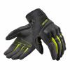 Gloves Volcano - Zwart-Fluor