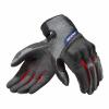 Gloves Volcano - Zwart-Grijs