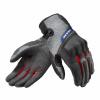 Gloves Volcano Ladies - Zwart-Grijs