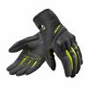 Gloves Volcano Ladies - Zwart-Fluor