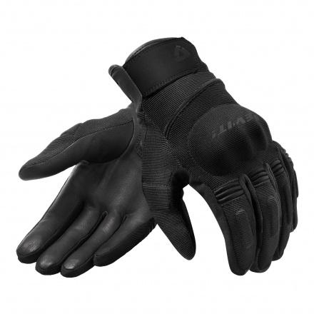 Gloves Mosca H2O - Zwart