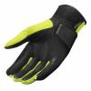REV'IT! Gloves Mosca H2O, Zwart-Fluor (Afbeelding 2 van 2)