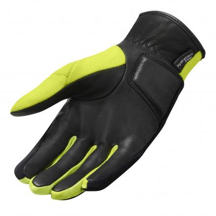 REV'IT! Gloves Mosca H2O, Zwart-Fluor (2 van 2)
