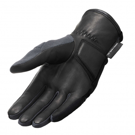 REV'IT! Gloves Mosca H2O, Zwart-Antraciet (2 van 2)