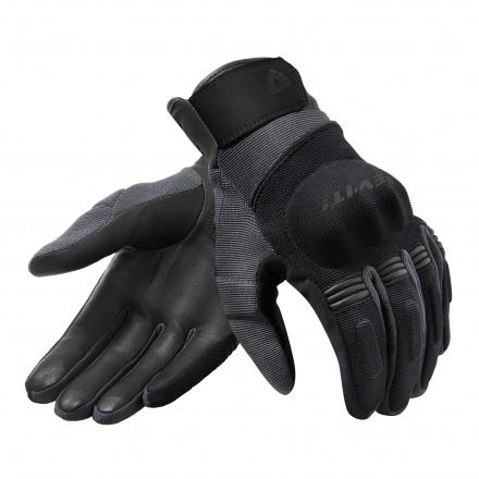 Gloves Mosca H2O - Zwart-Antraciet