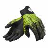 Gloves Spectrum - Zwart-Fluor