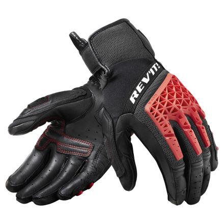 REV'IT! Gloves Sand 4, Zwart-Rood (1 van 2)