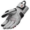 REV'IT! Gloves Sand 4 Ladies, Licht Grijs-Zwart (Afbeelding 1 van 2)