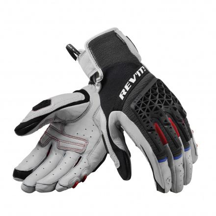 REV'IT! Gloves Sand 4 Ladies, Licht Grijs-Zwart (2 van 2)