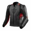 Jacket Quantum 2 - Antraciet-Rood
