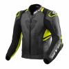 Jacket Quantum 2 - Antraciet-Geel