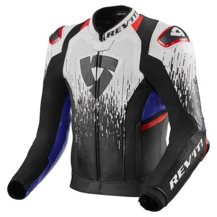REV'IT! Jacket Quantum 2 Pro Air, Wit-Blauw (1 van 2)