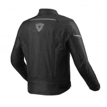 REV'IT! Jacket Sprint H2O, Zwart-Antraciet (2 van 2)