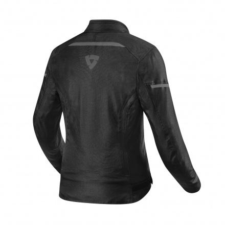 REV'IT! Jacket Sprint H2O Ladies, Zwart-Antraciet (1 van 2)