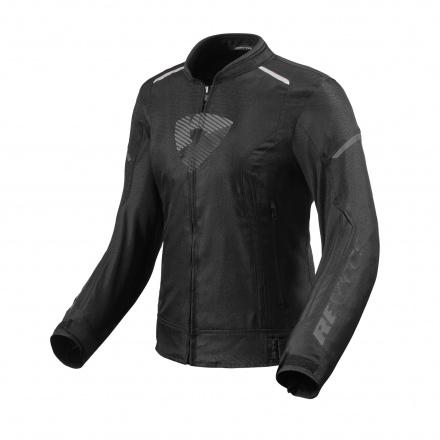 REV'IT! Jacket Sprint H2O Ladies, Zwart-Antraciet (2 van 2)