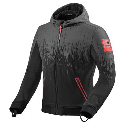 Jacket Quantum 2 WB - Zwart-Rood