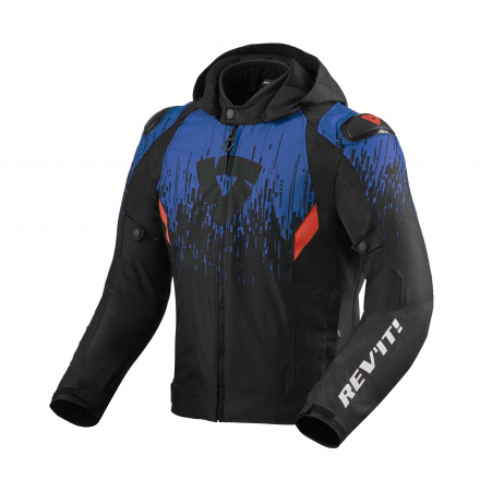 Jacket Quantum 2 H2O - Zwart-Blauw