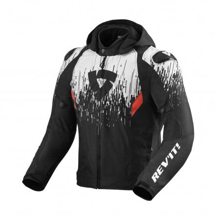 Jacket Quantum 2 H2O - Zwart-Wit