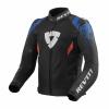 Jacket Quantum 2 Air - Zwart-Blauw