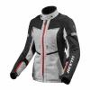 Jacket Sand 4 H2O Ladies - Zilver-Zwart