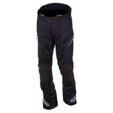 Buran textiele motorbroek - Zwart