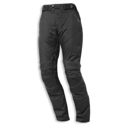 Gavia textiele motorbroek - Zwart