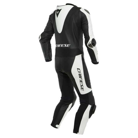 Dainese Laguna Seca 5 1pc Leather Suit Perf., Zwart-Wit (2 van 2)
