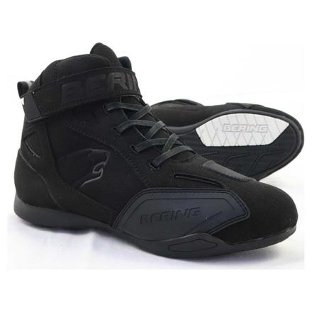 Basket stof - Zwart