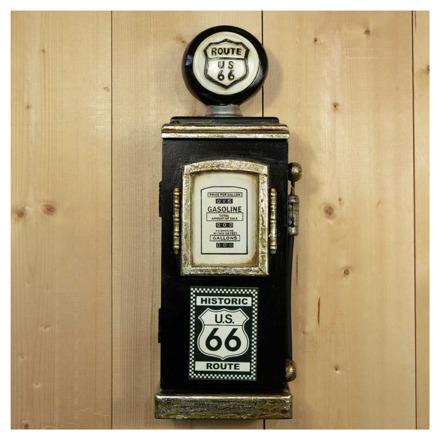 Route 66 Sleutelopberger - Zwart