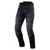 Individi jeans motorbroek - Grijs