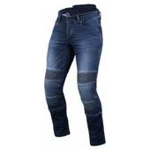 Individi jeans motorbroek - Donkerblauw