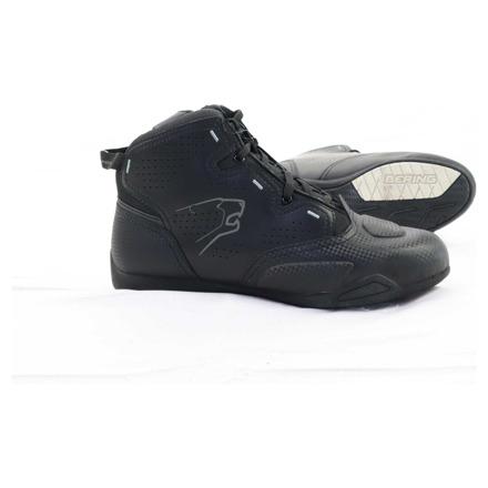 Basket Jasper - Zwart-Wit