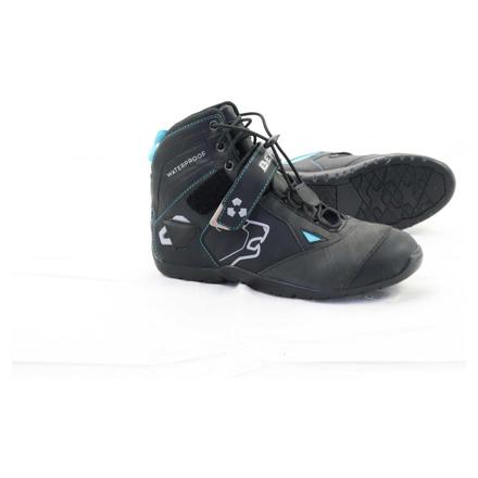 Recycle - Zwart-Blauw
