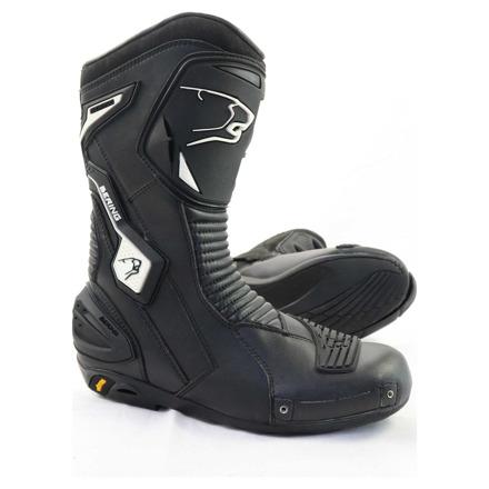 X-Race-R noir - Zwart-Wit