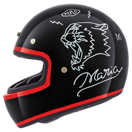 Nex X G 100 Drake - Zwart-Rood-Wit