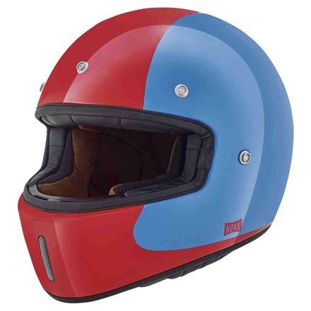 G X 100 Rocker integraalhelm - Blauw-Rood