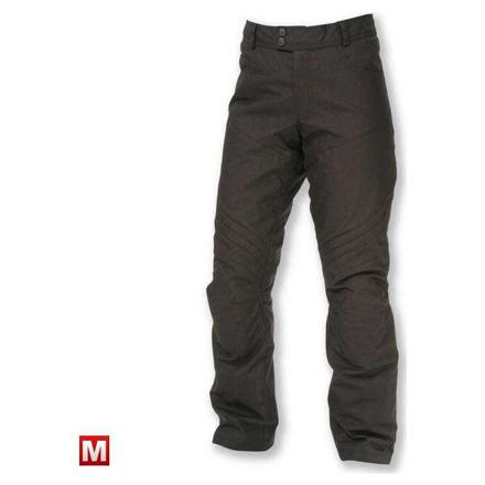 Dacota textiele motorbroek - Zwart