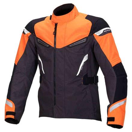 Myth textiele motorjas - Oranje