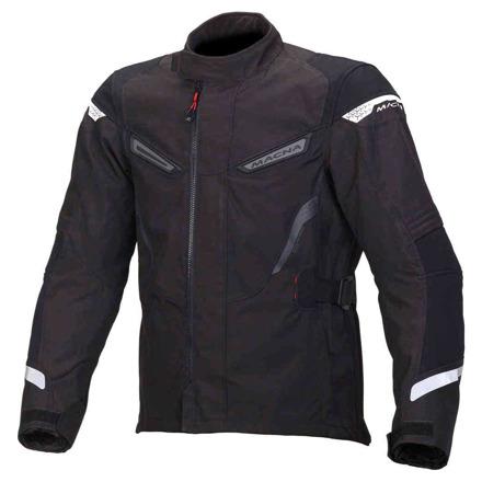 Myth textiele motorjas - Zwart