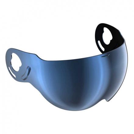 Roof Vizier Boxxer R09, Irridium Blauw, anti-kras (1 van 1)