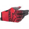 Youth Radar Crosshandschoenen - Rood-Zwart