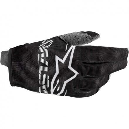 Youth Radar Crosshandschoenen - Zwart-Wit