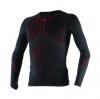 D-Core Thermoshirt LS - Zwart-Rood