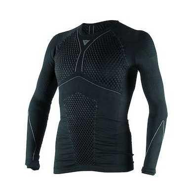 D-Core Thermoshirt LS - Zwart-Antraciet