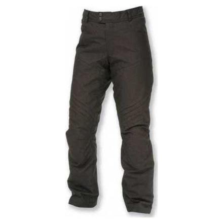 Paris textiele motorbroek - Zwart