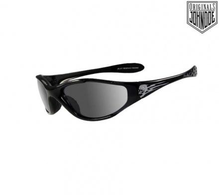 Memphis Skull zonnebril - Zwart