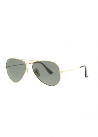 Aviator zonnebril - Goud